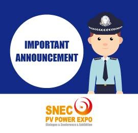 SNEC Notice